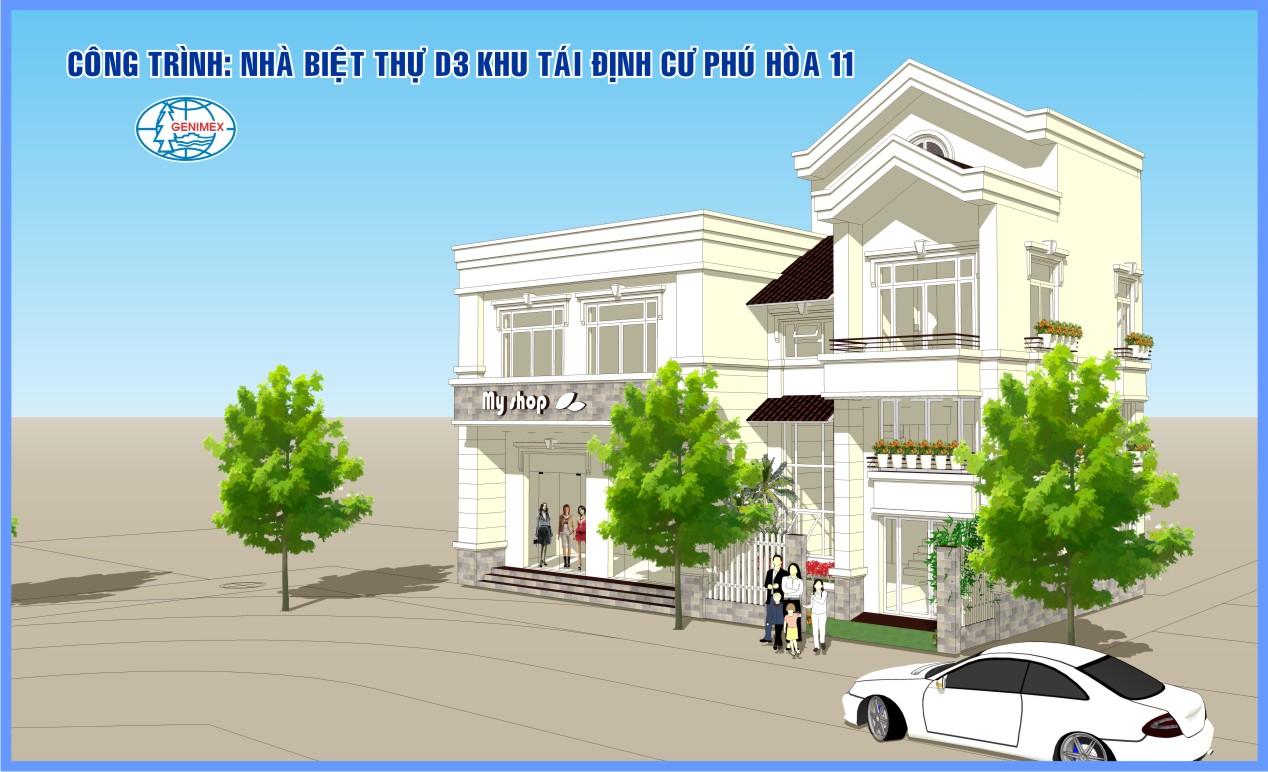 Mở bán dự án Khu Phú Hòa 11